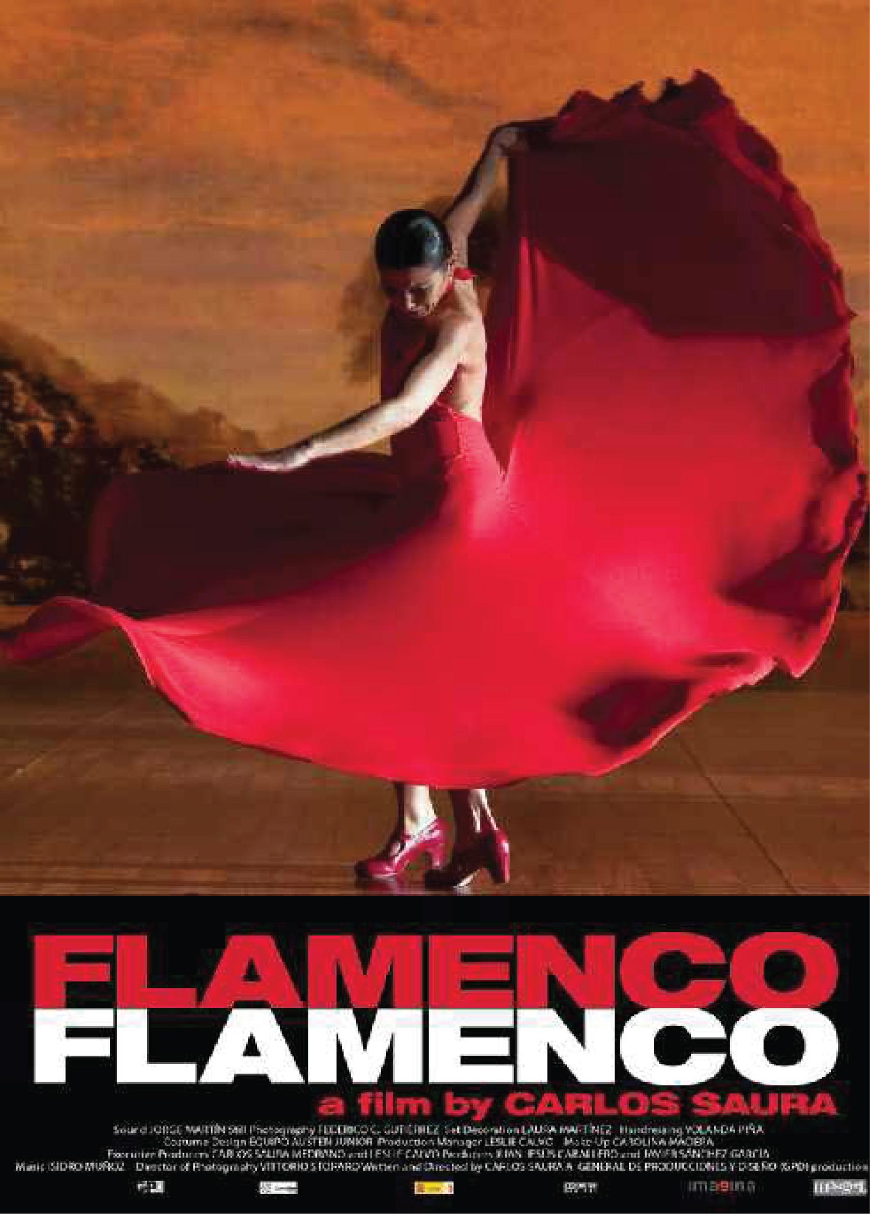 Flamenko, Flamenko