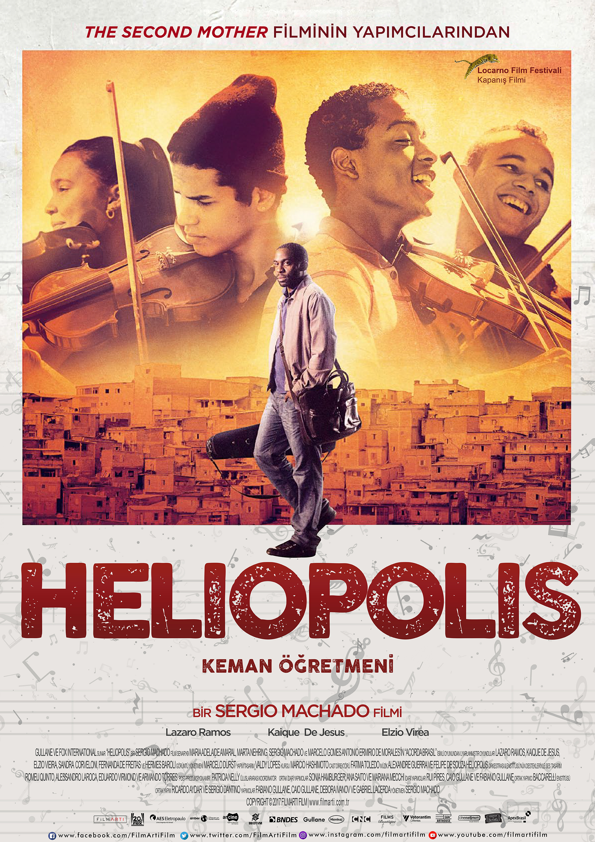 HELIOPOLIS – 7 TEMMUZ 2017