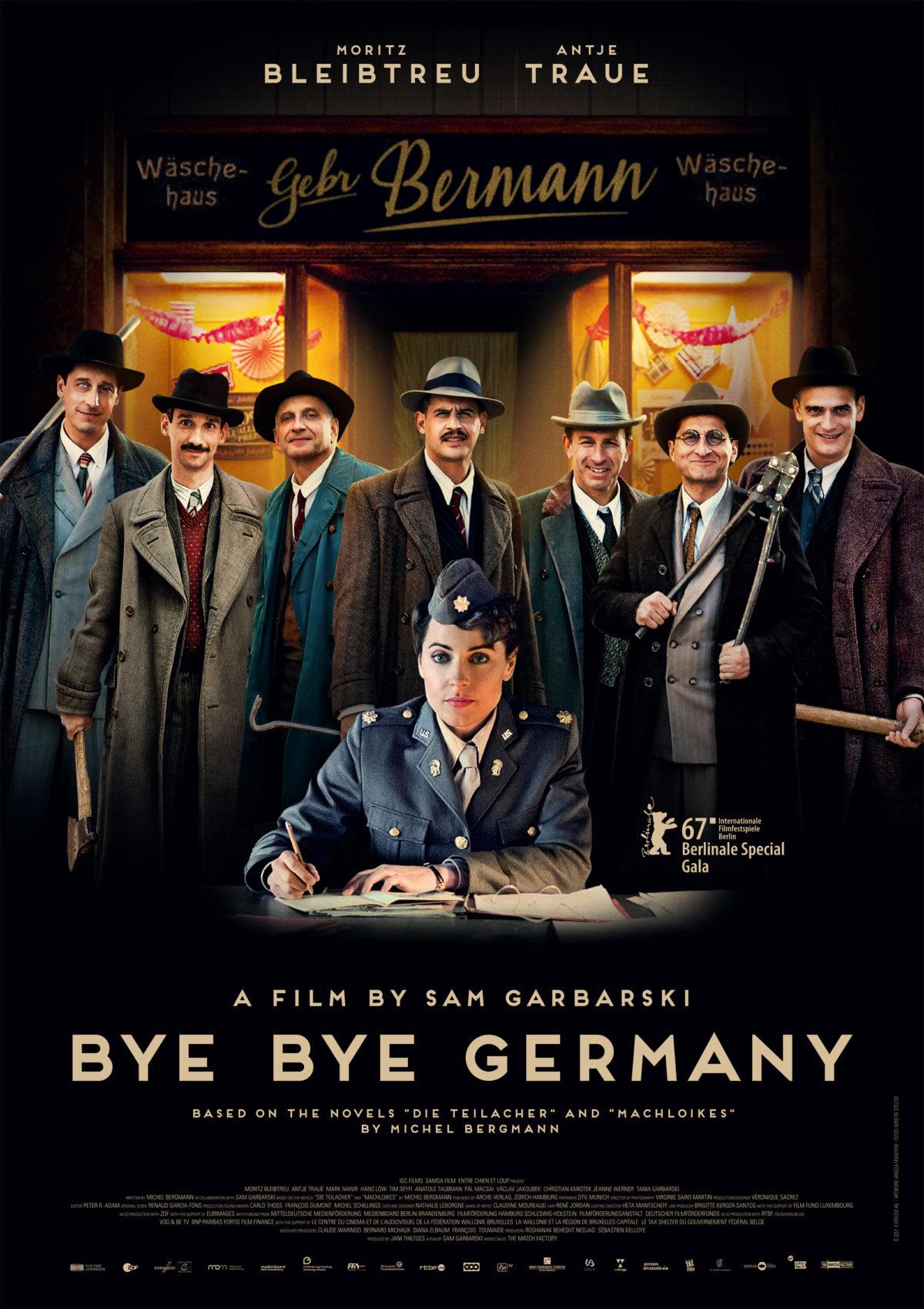 17- Bye Bye Germany