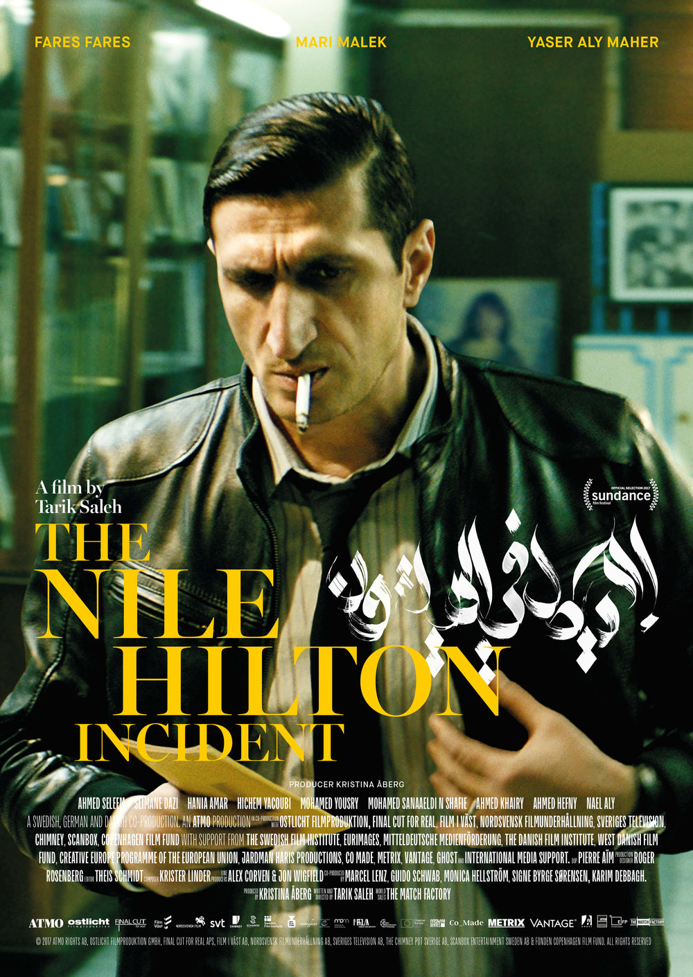 18- The Nile Hilton Incident