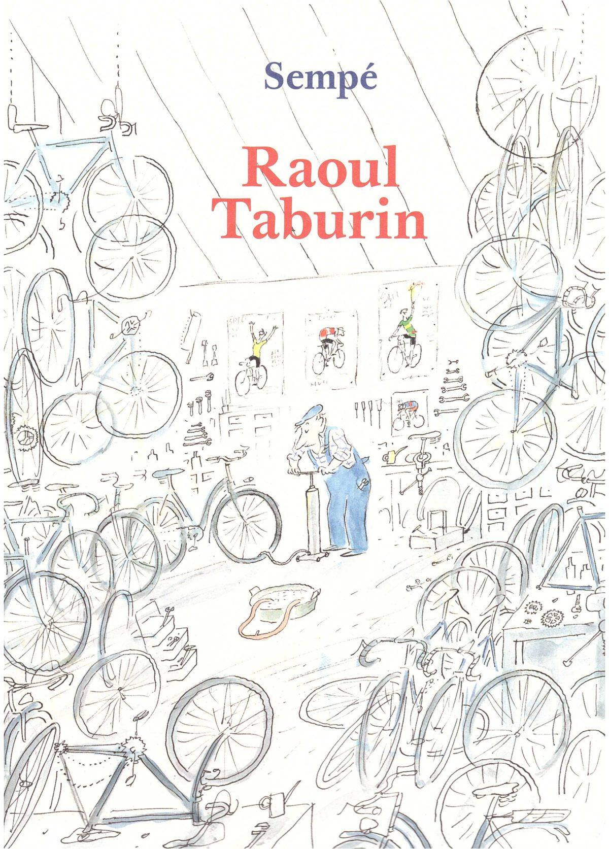 7- Raoul Taburin