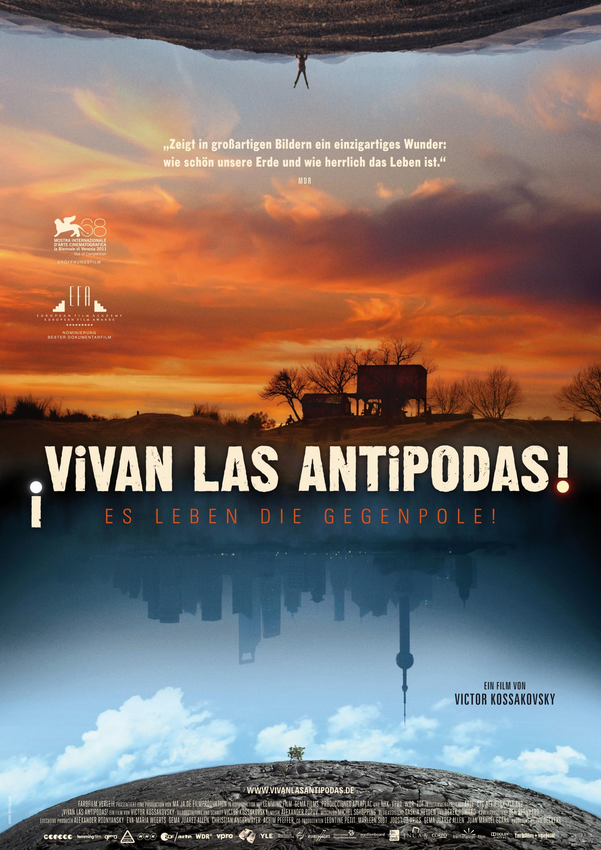 Vivan Las Antipodas!