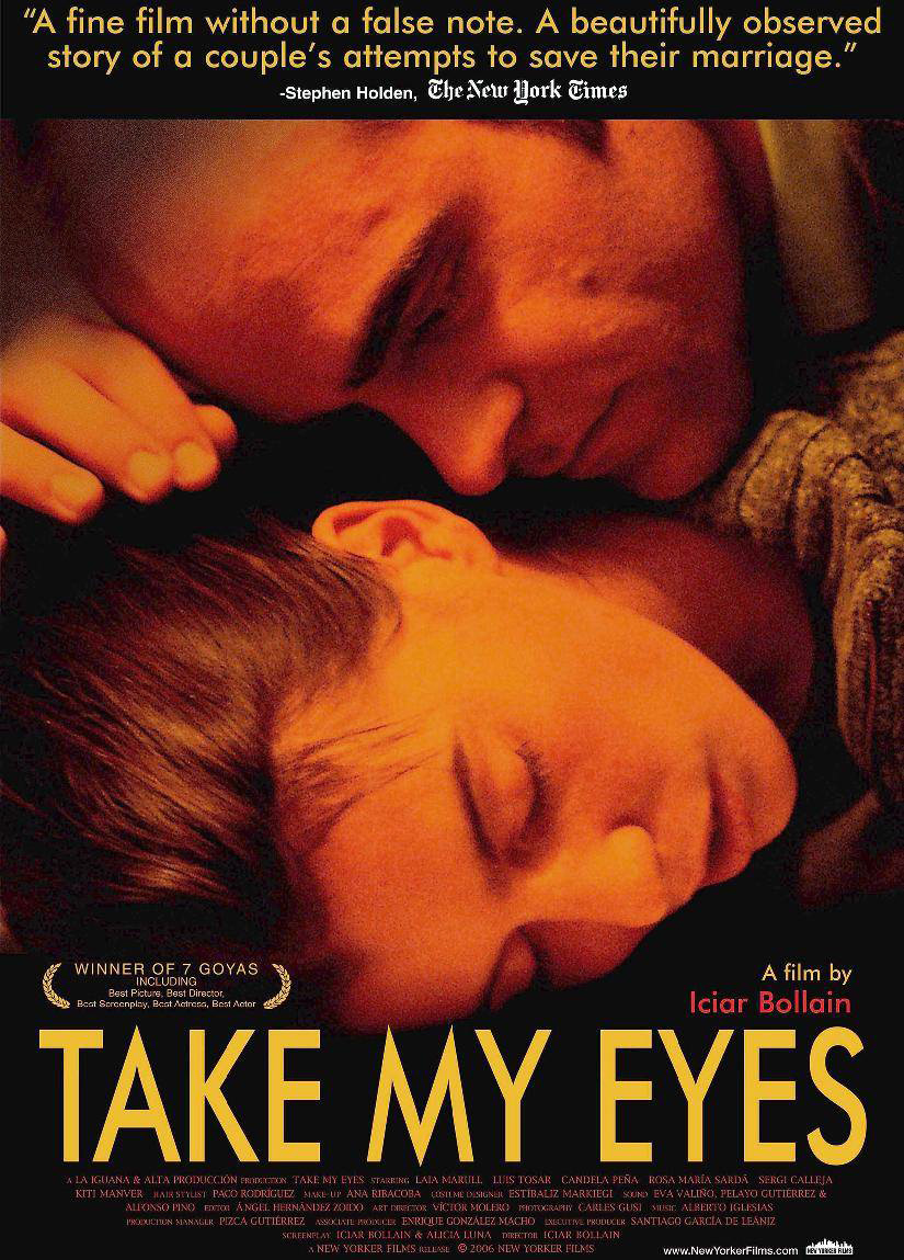 Take My Eyes