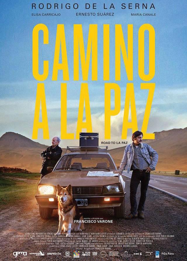 Road to La Paz