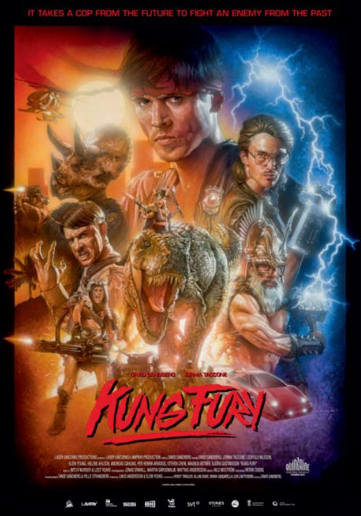 (Turkish) KUNG FURY