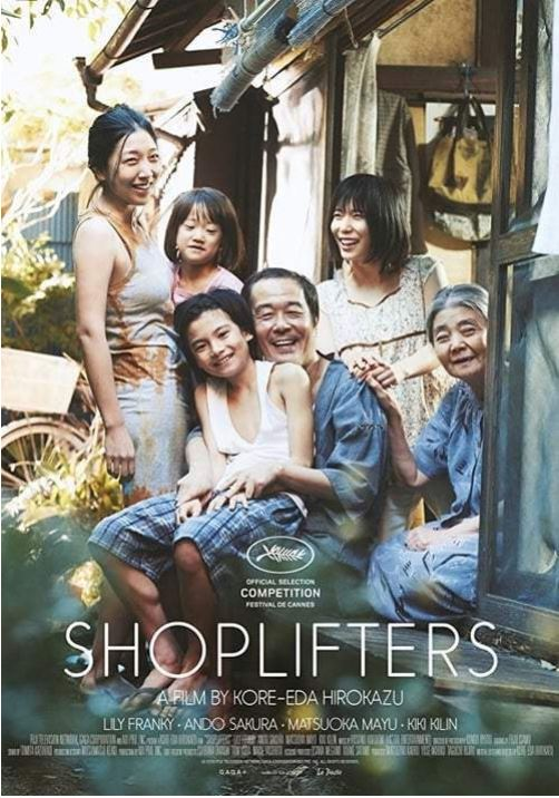 (Turkish) SHOPLIFTERS