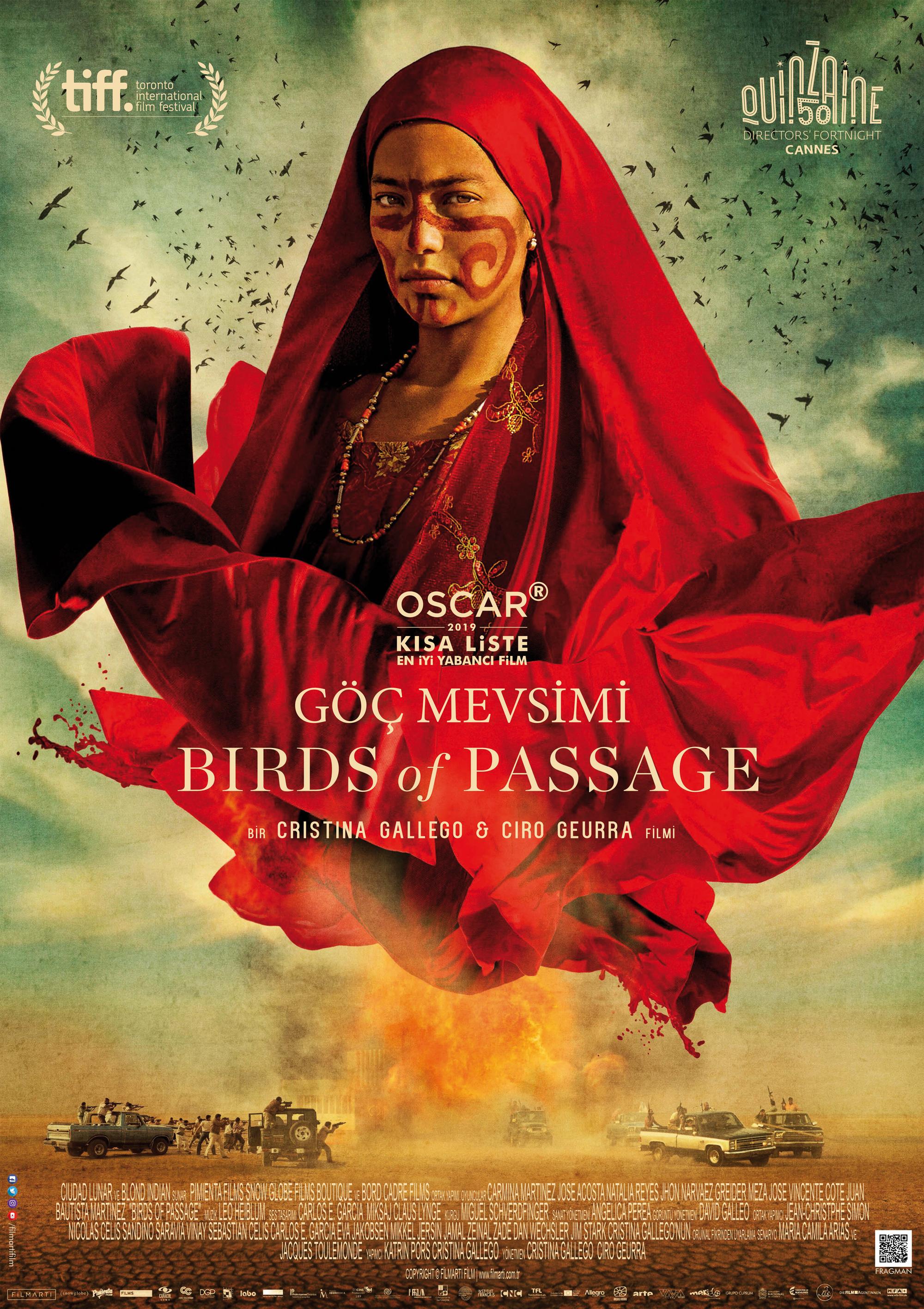 BIRDS OF PASSAGE 15 ŞUBAT 2019