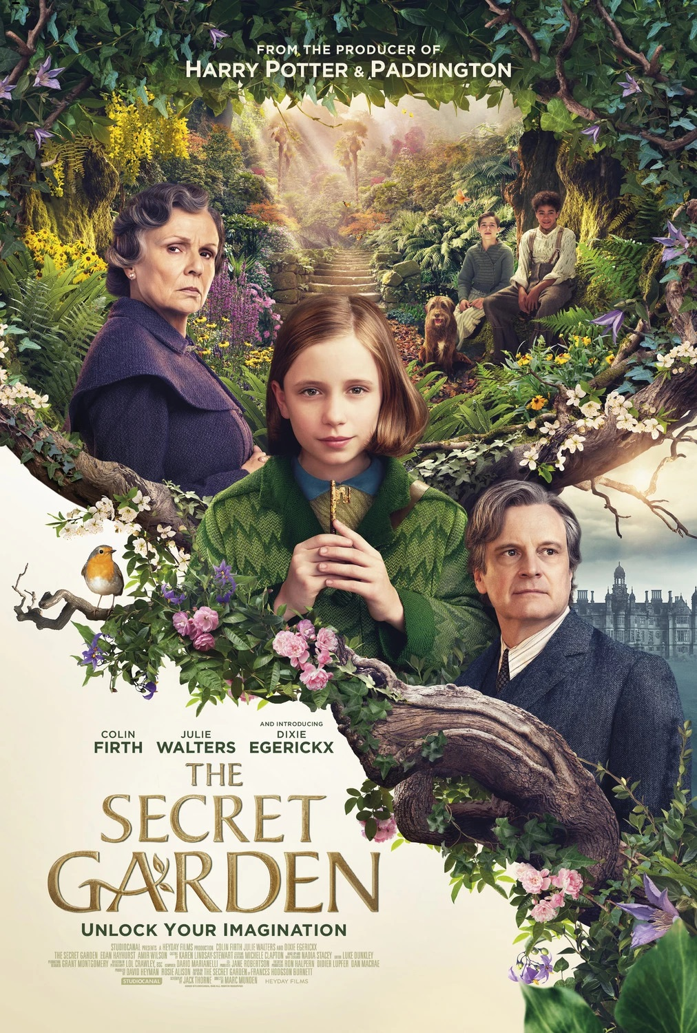 (Turkish) THE SECRET GARDEN