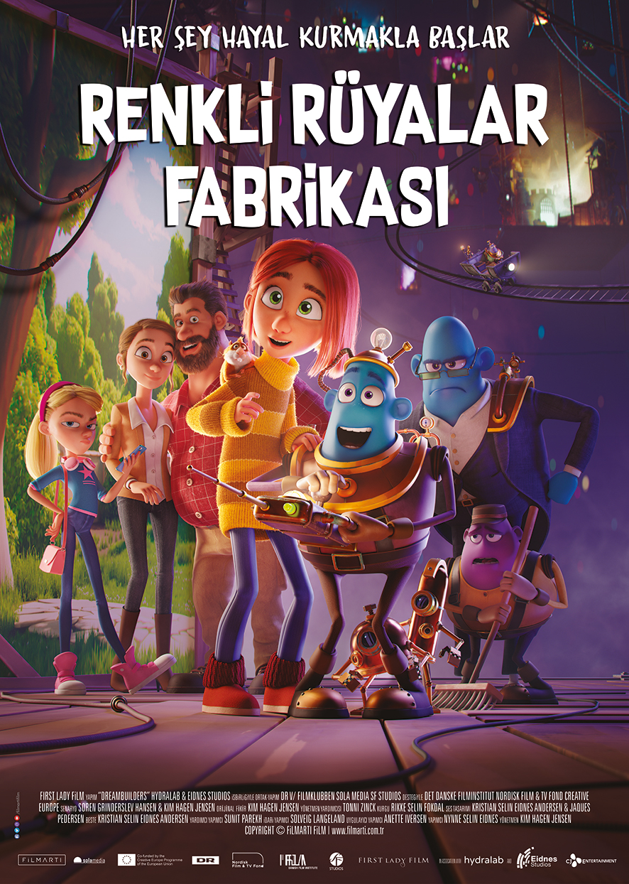 (Turkish) DREAMBUILDERS