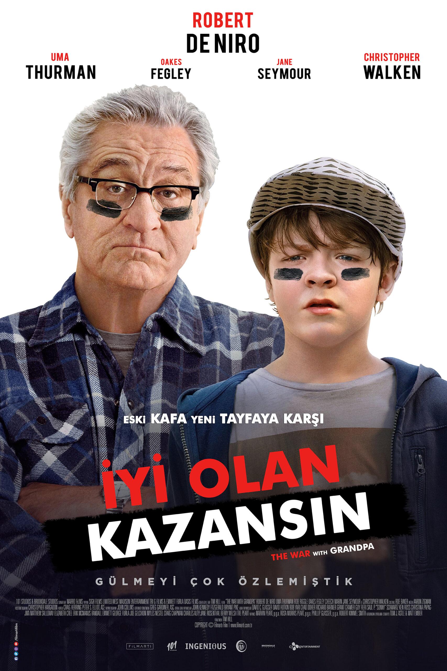 (Turkish) THE WAR WITH GRANDPA